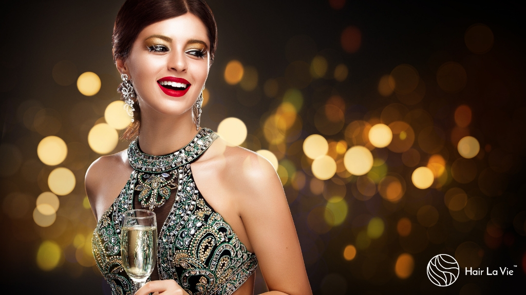 Holiday Hairstyles Perfect for Your Office Party & All the New Year