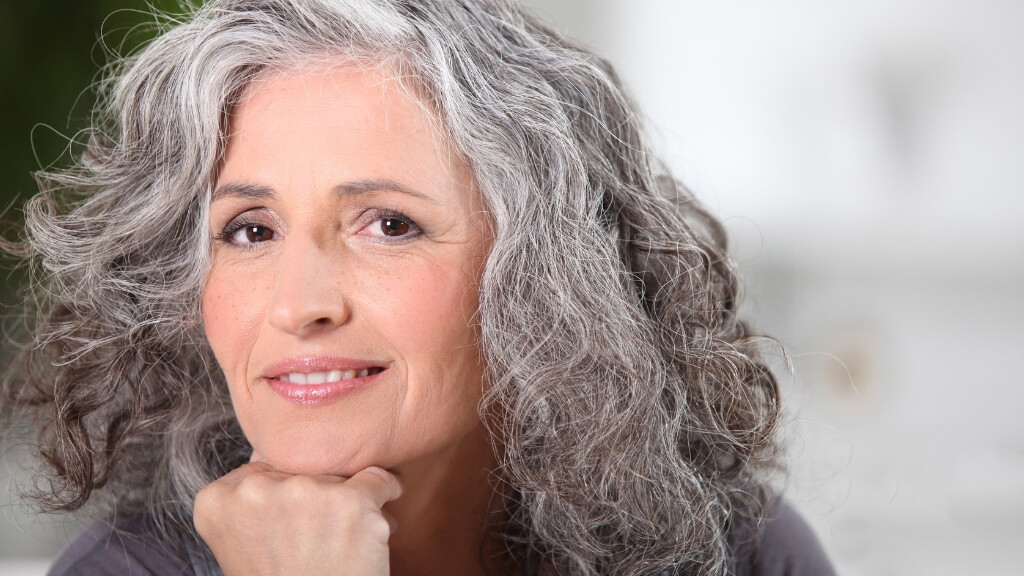 Gray is beautiful: why natural gray hair is popular and powerful
