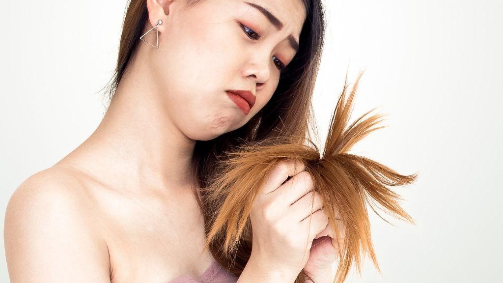 Common reasons for hair breakage