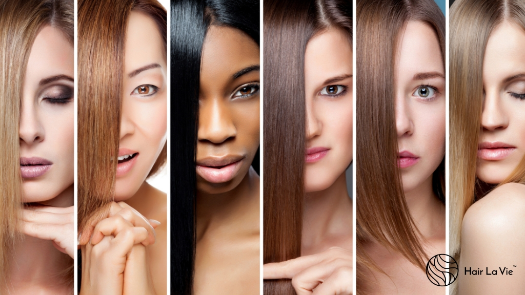 How To Choose The Perfect Hair Color By Understanding Skin Tone Hair La Vie