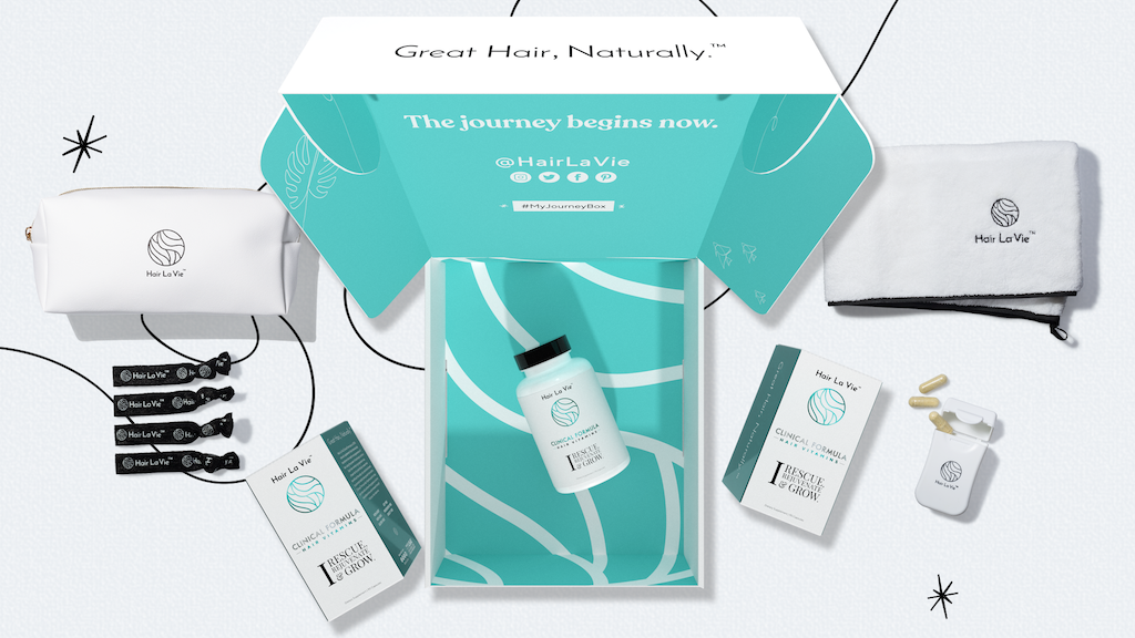 Unboxing the New Clinical Formula Journey Box