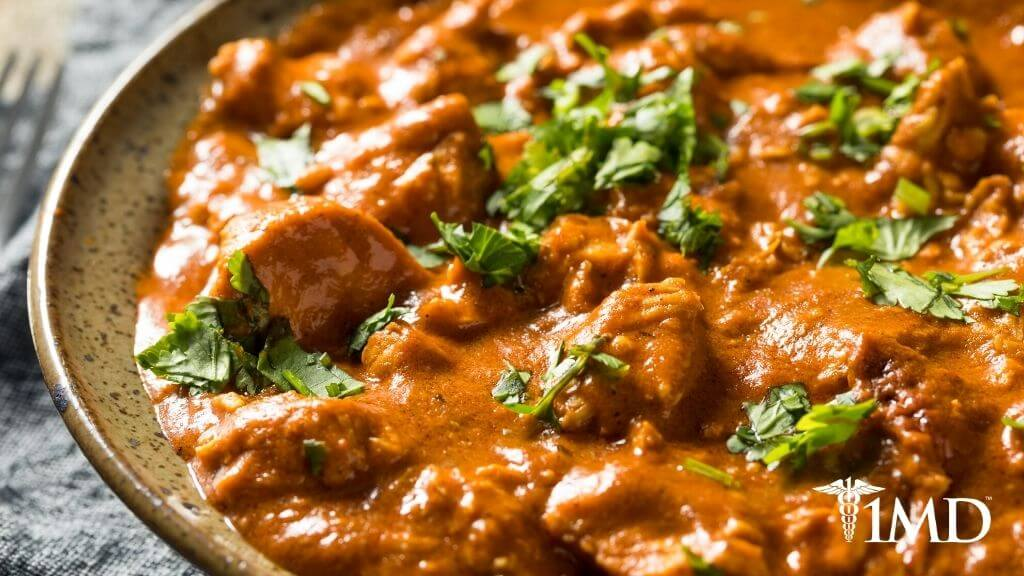5 Reasons You Will Love Cauliflower Rice With This Chicken Tikka Masala