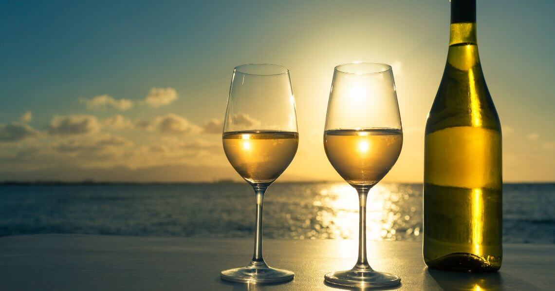 Nothing to Whine About Here: Top 6 Benefits of Drinking White Wine