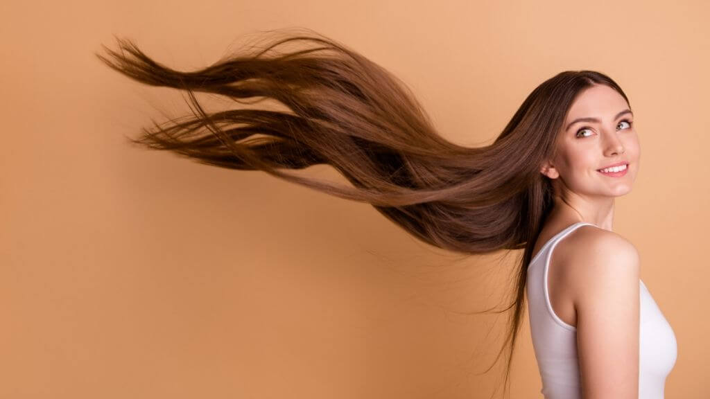 Strengthen and repair your hair with the proper care and ingredients
