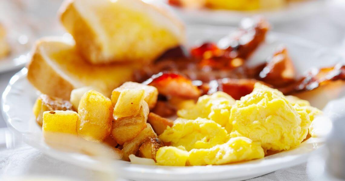6 Ways to UP Your Breakfast Game