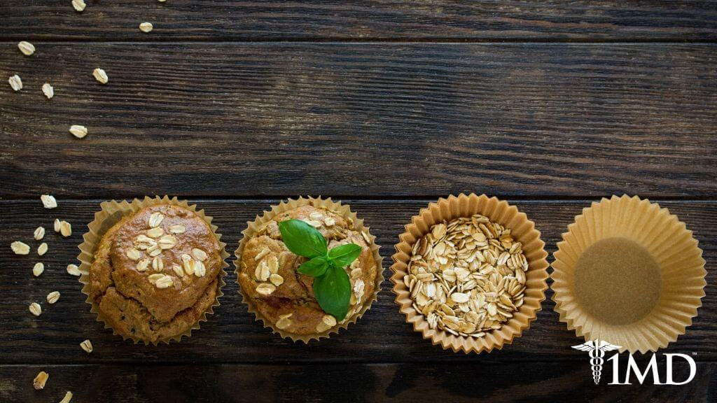 4 Delicious Oatmeal Muffin Recipes for National Oatmeal Muffin Day