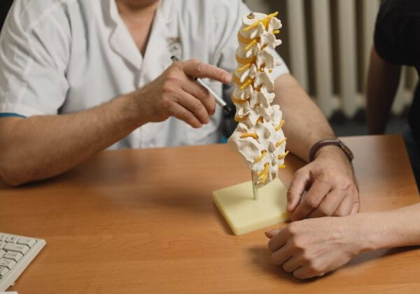 Stooped Posture - Joint - 1MD