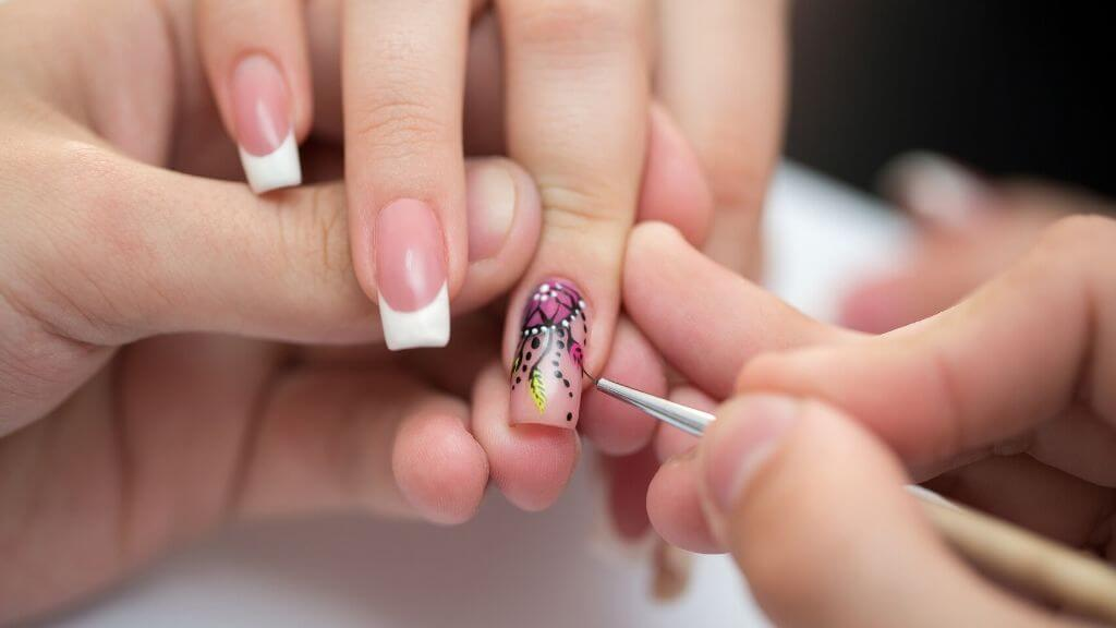Stunning nail art ideas and health tips to start the new year