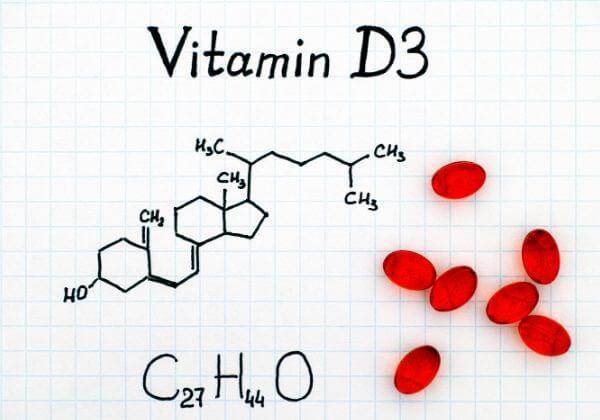 Vitamin D3 Cholecalciferol - Bone Health