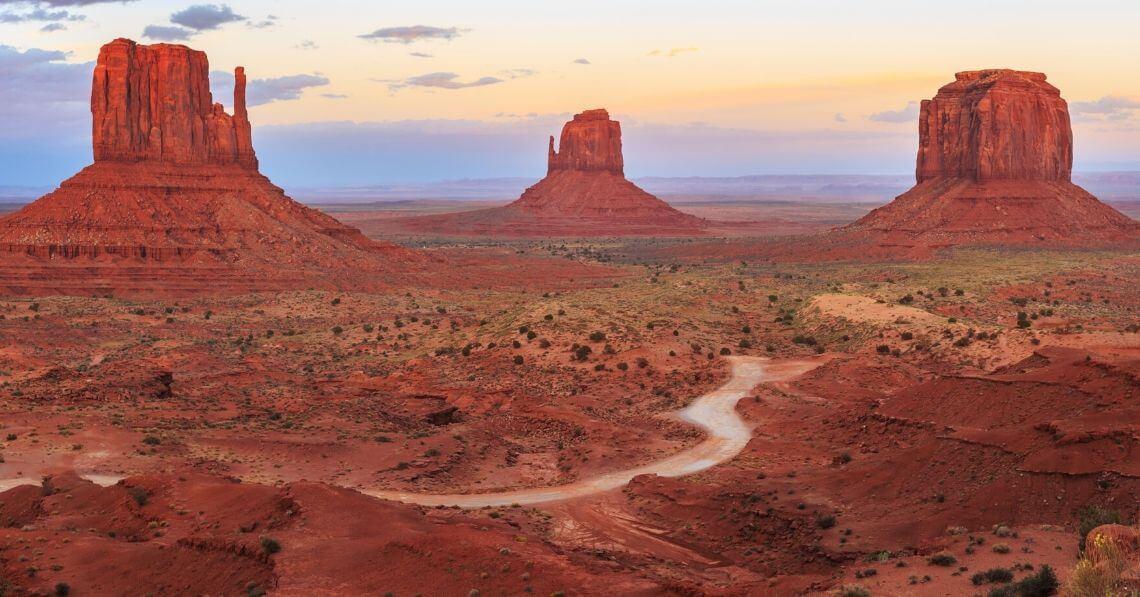 Top 10 Spiritual Places in the U.S.