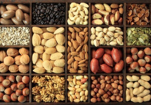 Sweet & Spicy Roasted Nuts - Men's Health - 1MD