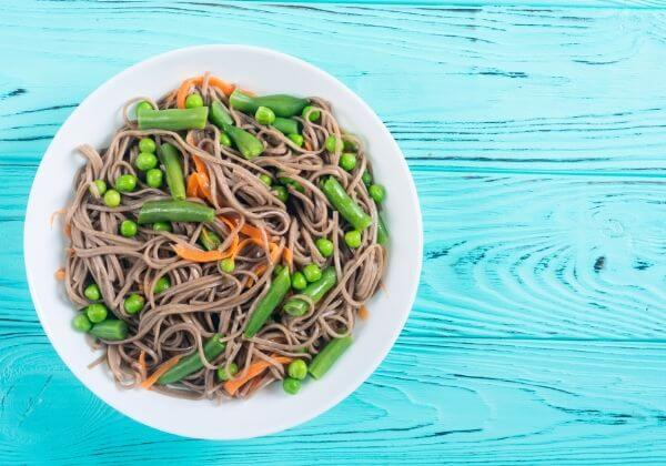Gluten-Free Noodle Easy Salad Recipe: A Healthy, Natural Dinner