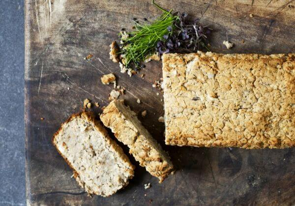 Try the Best Meatless Gluten-Free Bean Loaf: Vegetarian for Celiac