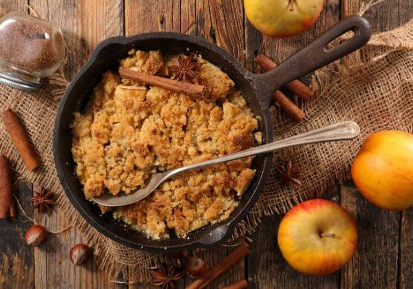 Diabetic-Friendly Dessert: A Delicious Apple Crisp Everyone Will Love