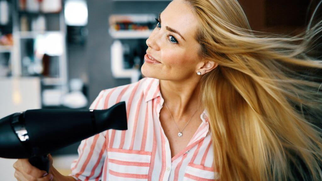 Choosing the best blow dryer for damage-free drying