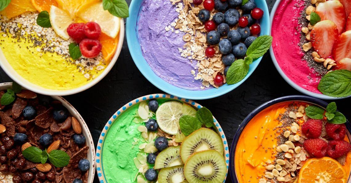 Collagen Recipes: For Smoothie Bowls on the Go