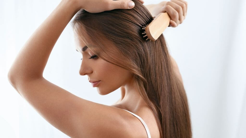 5 Easy steps to beautiful hair the natural way
