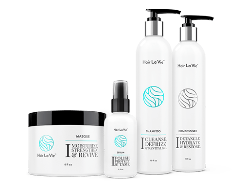 Healthy Hair 101: Clean Collection