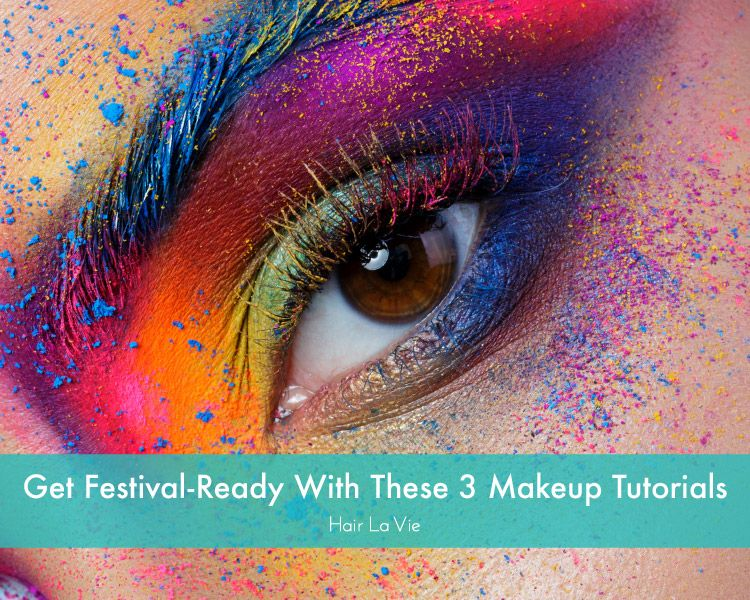 3 Cool Makeup Tutorials For Upcoming Music Festival Weekends