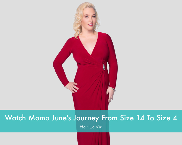 See Mama June's Incredible Physical Transformation From Size 14 To Size 4