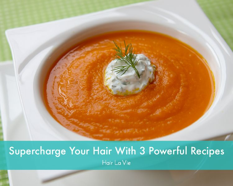 3 Mouth-Watering Recipes for Healthy Hair