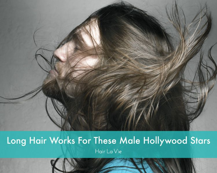 Male Celebrities That Look Amazing With Naturally Long Hair