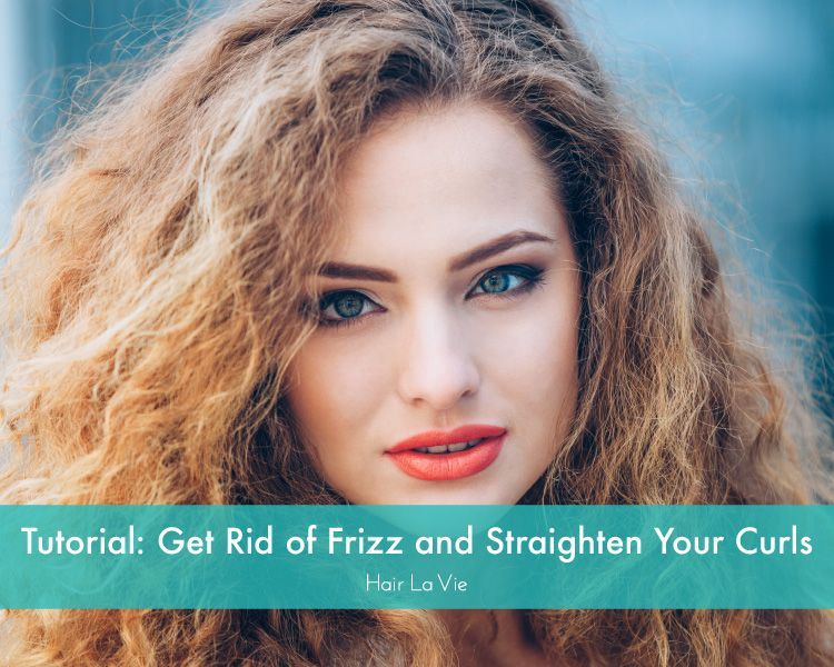 How To Style Your Hair From Curly To Straight + Tips And Tricks To Help