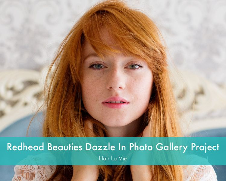 Photographer Captures the Unique and Breathtaking Beauty of Redheads