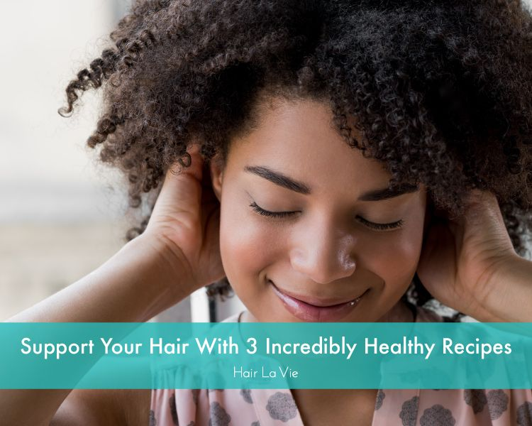 3 Nutty Recipes That Support Your Hair Health