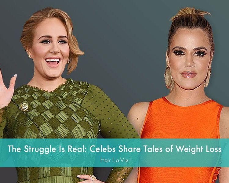 5 Celebs Reveal Their PersonalWeight Loss Struggles and Stories