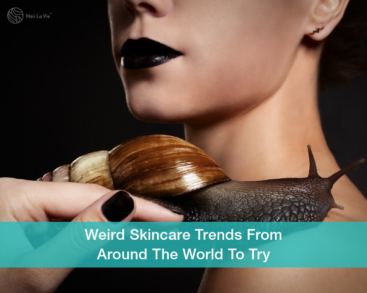 7 Wacky & Weird Skincare Trends From Around The <br />World You Should Try