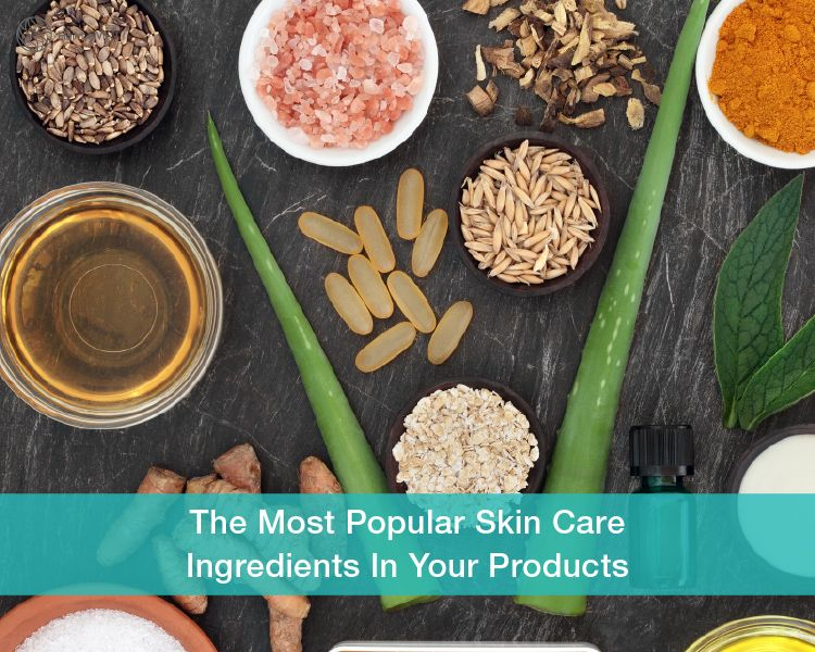 Trendy skin care ingredients added to hair care products
