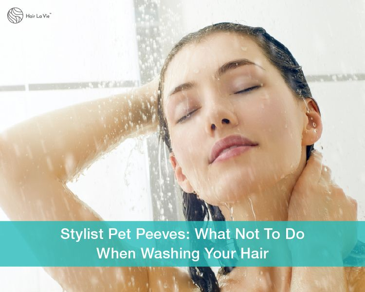 9 Hair Washing Mistakes That Drive Hairstylists Crazy