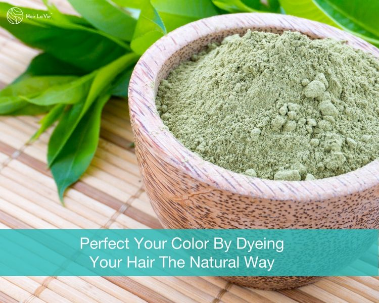 Dye Your Hair Naturally With These Coloring Ingredients
