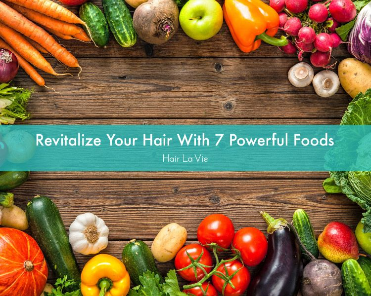 7 Foods You Should Start Eating For Healthy Hair