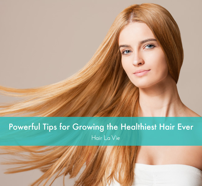 Grow Healthy Hair With This Informative Guide