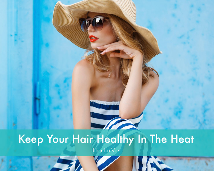 8 Ways To Protect Your Hair This Summer