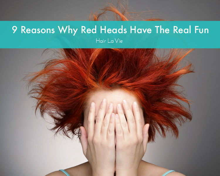 9 Fast Facts About Red Hair and Why It's So Fun