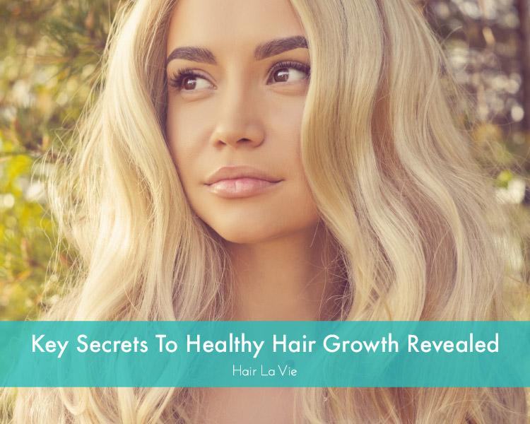 How A Healthy Scalp Promotes Hair Growth