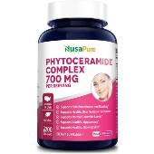 Revitol Derma Phytoceramide Capsules, Moisturizng Formula, Supports Softer and Smoother Skin - 1 Bottle