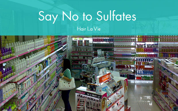 Say No to Sulfates