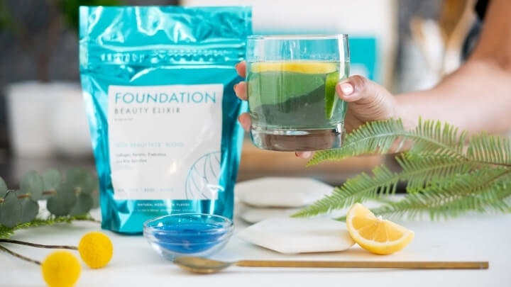 Hair La Vie Foundation Collagen Elixir