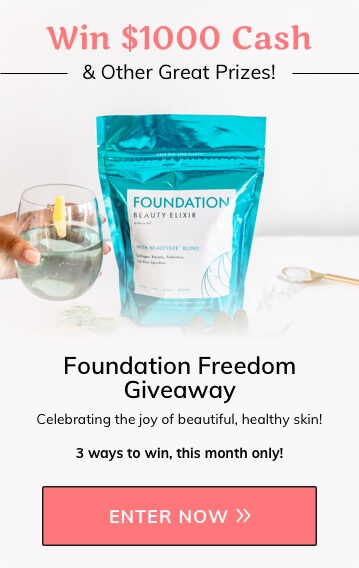 Foundation Freedom Giveaway Banner