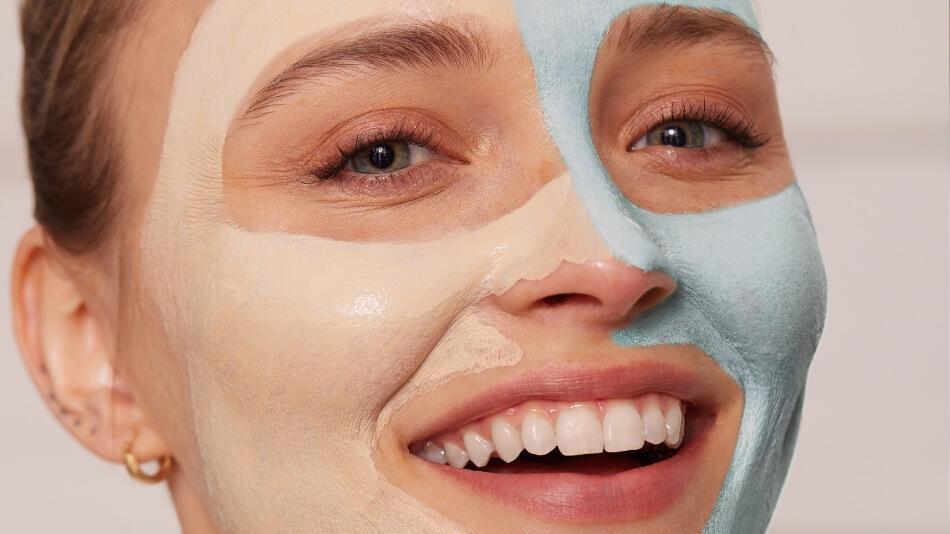 Leah Grosjean using Tru Alchemy's Mystic Mask
