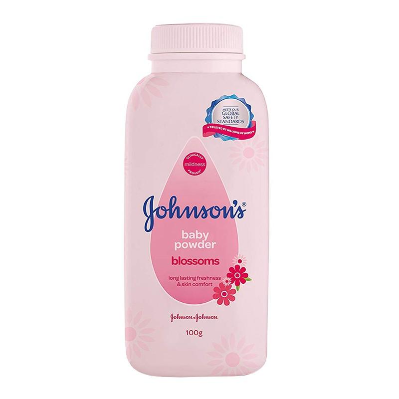 Johnson's Baby Powder Blossoms 100gm