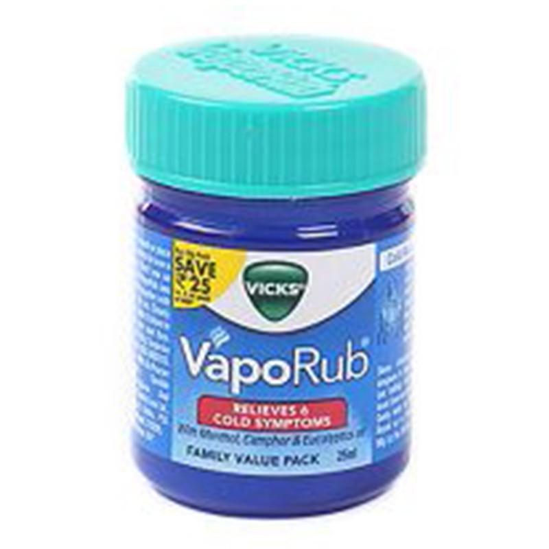 Vicks VapoRub For Cold 25ml