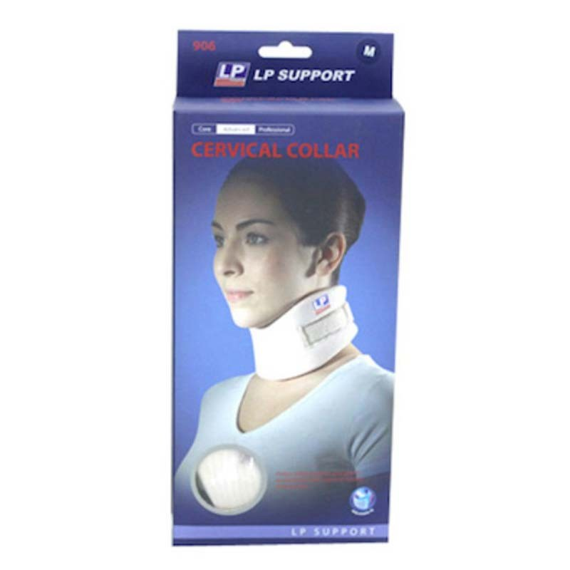 LP Support Orthopedic Cervical Neck Collar Medium Size 906