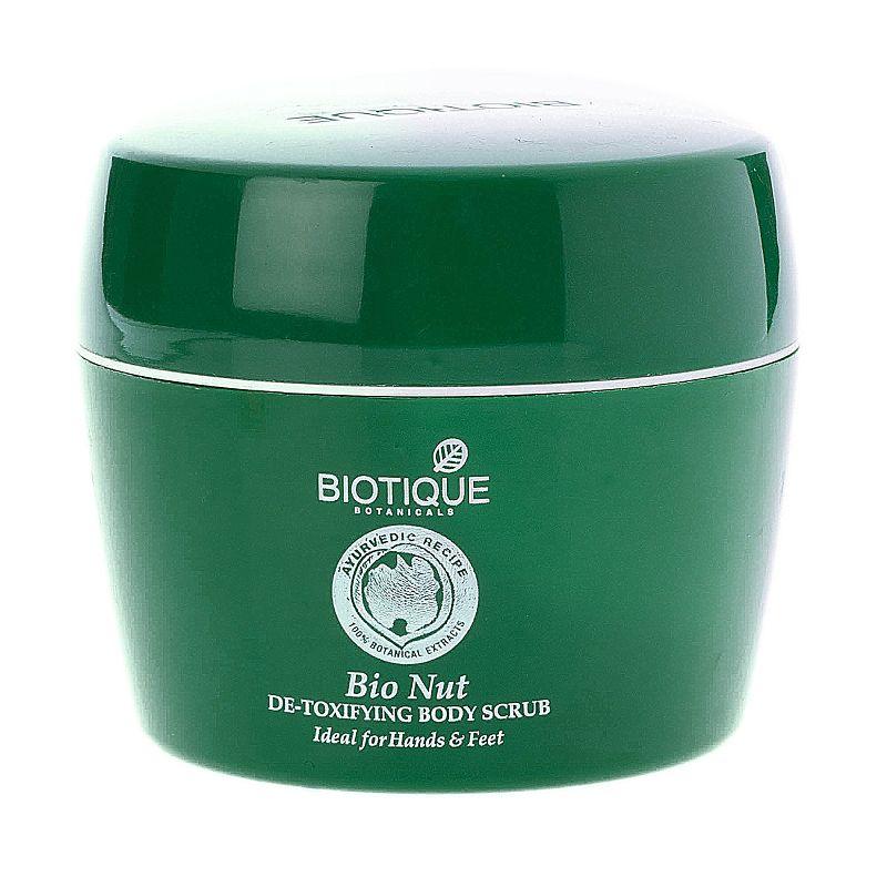 Biotique Botanicals De-Toxifying Body Scrub 175gm