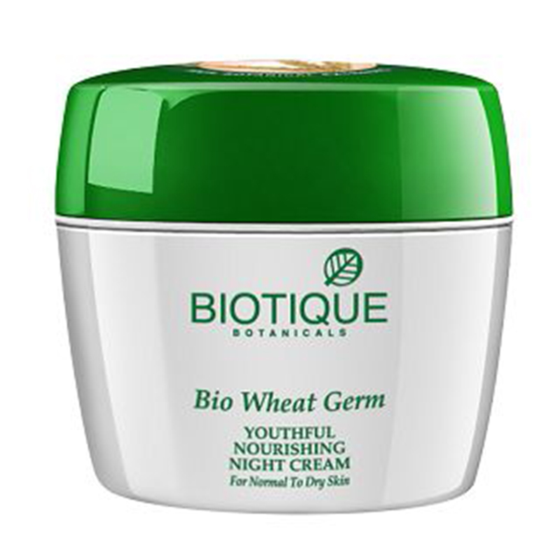 Biotique Advanced Ayurveda Youthful Nourishing Night Cream 175gm