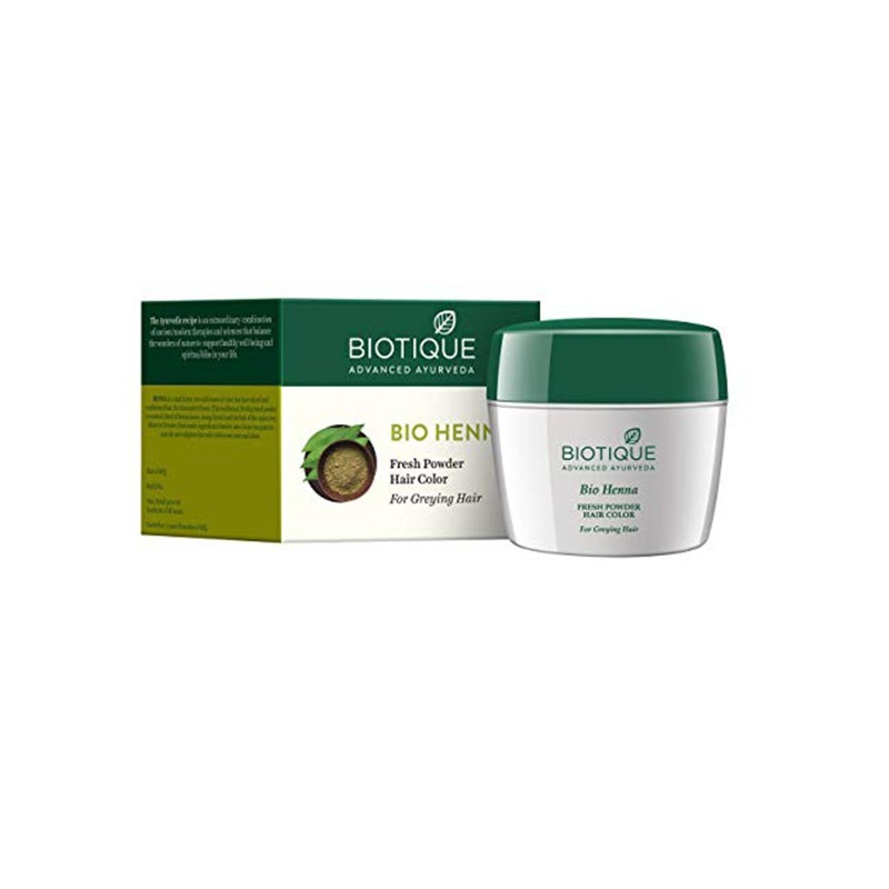 Biotique Henna Fresh Powder Hair Colour 90gm